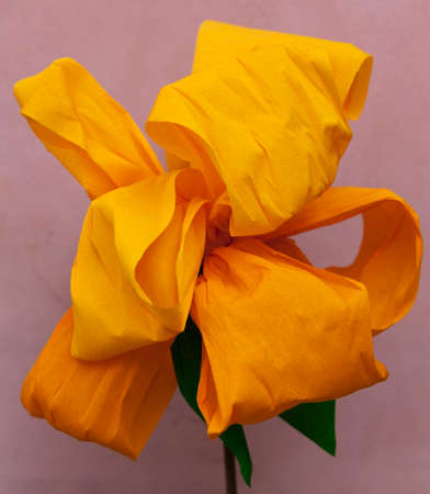 handmade paper: handmade paper flowers