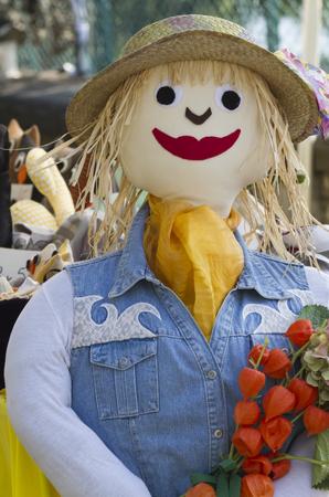 scarecrow: fun scarecrow