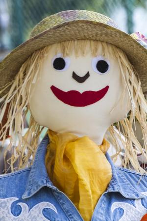 chaff: fun scarecrow