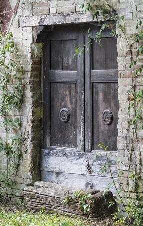 doorway: old doorway Stock Photo
