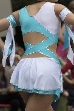 graceful: graceful dancer