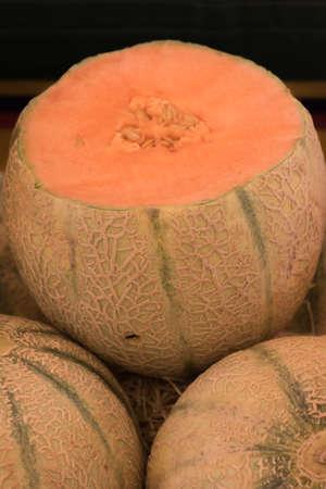 ripe: ripe melons