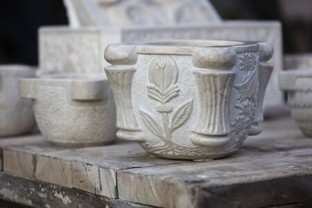 art of the marble vase