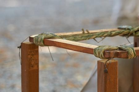 craftsman mending chair