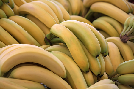 banana from the greengrocer