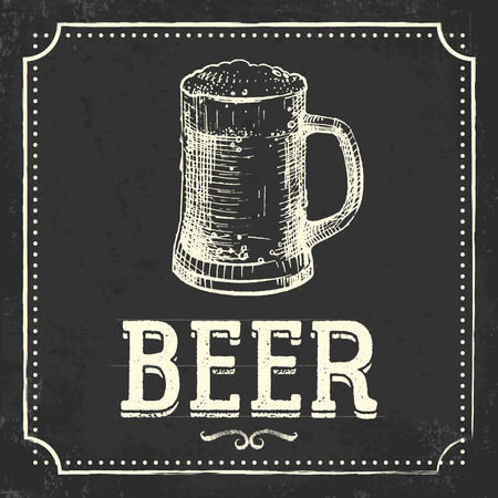 design drawing: Beer Cup