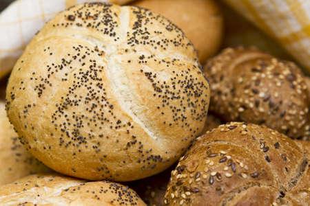 semmel: Breakfast buns