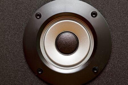 tweeter: Stereo speakers membrane trebble bass tweeter