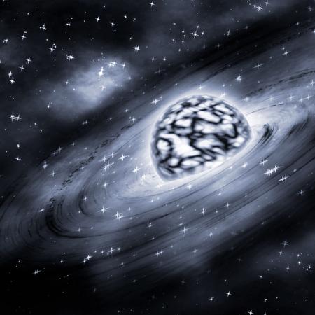 Protostar  - Abstract Illustration Stok Fotoğraf