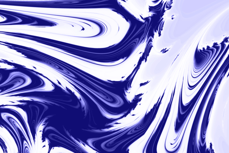 Gravitational Waves - Dark Matter - Abstract Illustration