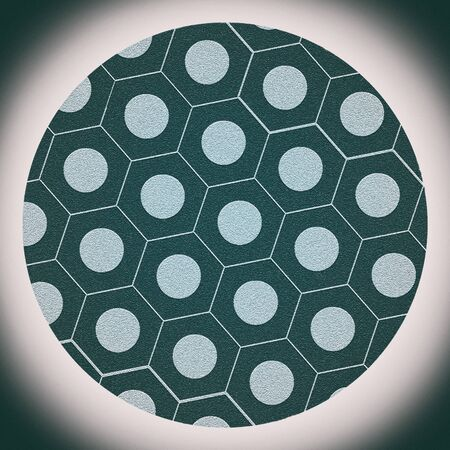 Graphene Petri Dish - Abstract Illustration