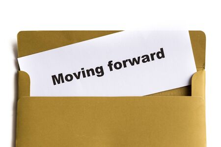 fortitude: moving forward words in the envelope