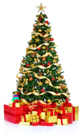 Christmas tree eco friendly ornaments, baubles, decorations and tree topper