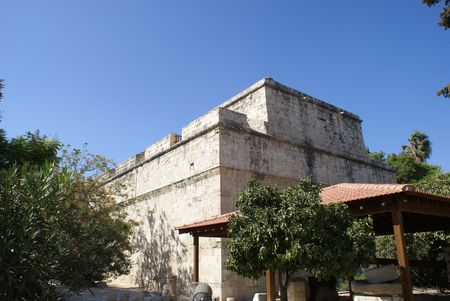 richard: Limassol medieval castle where Richard the Lionheart married Berengaria