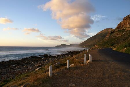 Cape of Good Hope on a summer evening Stock Photo - 4118747