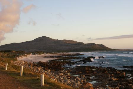 View of Cape of Good Hope Stock Photo - 4118745