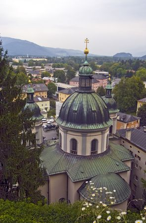 monch: Salzburg