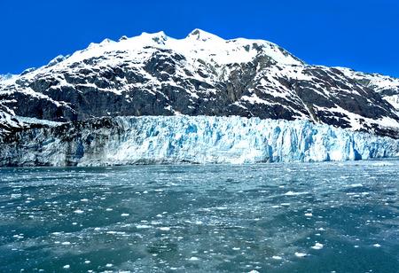 Glacier Bay in Alaska