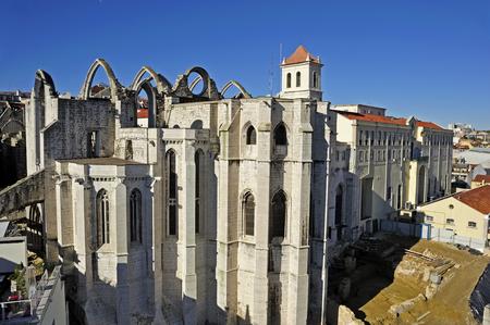 Carmo Convent (Lisbon) photo
