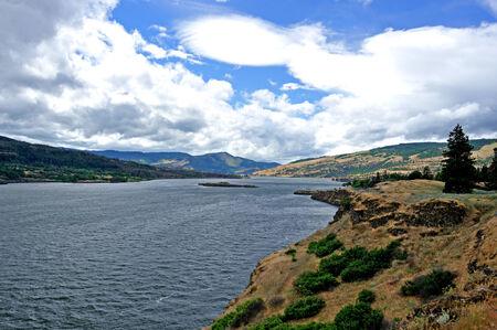 columbia: Columbia River Gorge