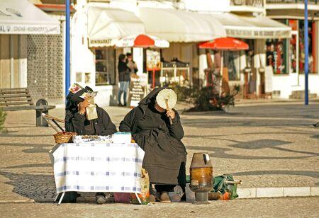 petticoat: Women of Nazare, Portugal