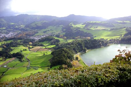 agriculture azores: Island of San Miguel, Azores