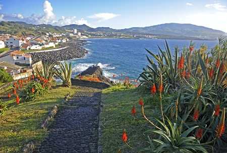 Island of San Miguel Azores