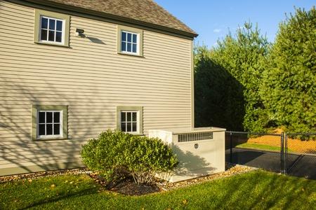 residential: Residential generator