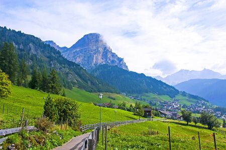 bolzano province: The Great Dolomite Road