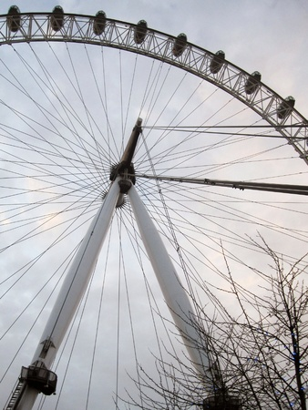 eye: The London Eye, London, England