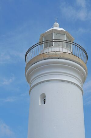 upper half: Upper half of Kiama lighthouse