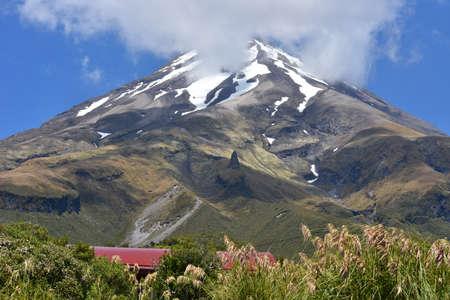 egmont: Mount Egmont in Taranaki in New Zealand.