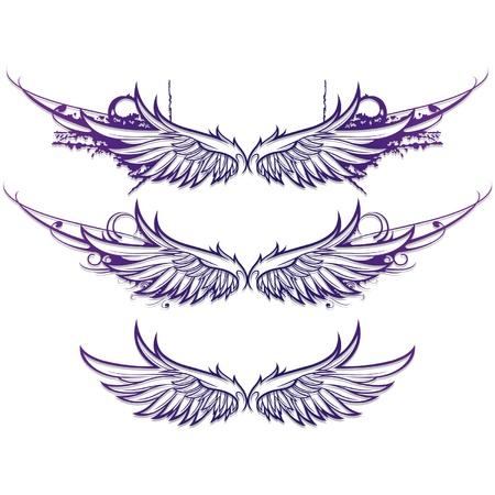 eagle wings: wings