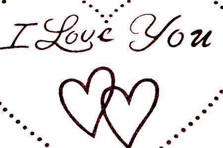 in liebe: ICH liebe dich