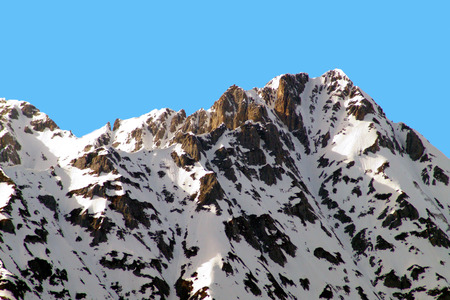 isle: picture of the mountain isle at Innsbruck city in austria