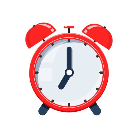 7 oclock of the alarm watch