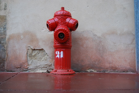 prying: French Fire Hydrant