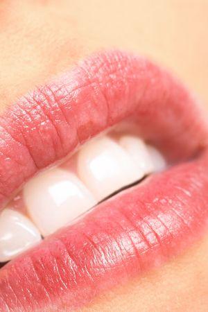 labios sexy: Sexy labios  Foto de archivo