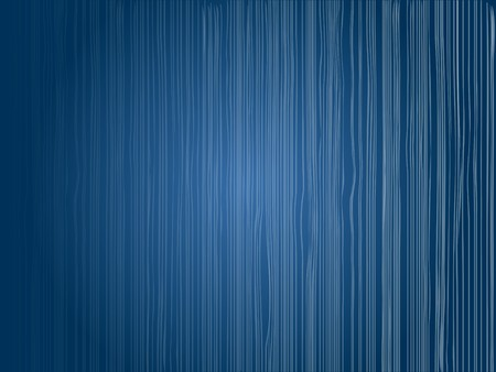 Illustration of wiggly vertical lines on blue.  Stock Photo