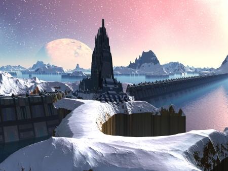 Nuvochina en The Great Wall Stockfoto