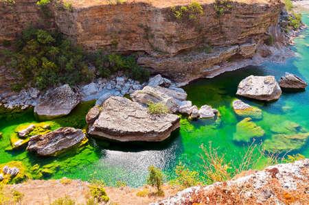 grosella: verde río Moraca