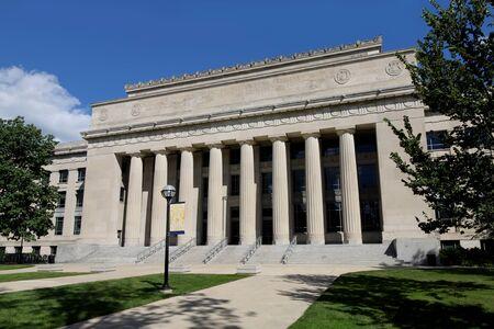 entrance arbor: Ann Arbor, September 12, 2010, University of Michigan Editorial