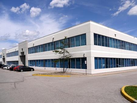 edificios: Palo Alto, California, el 17 de agosto de 2010, lugar bajo moderno edificio de oficinas para industria de alta tecnolog�a