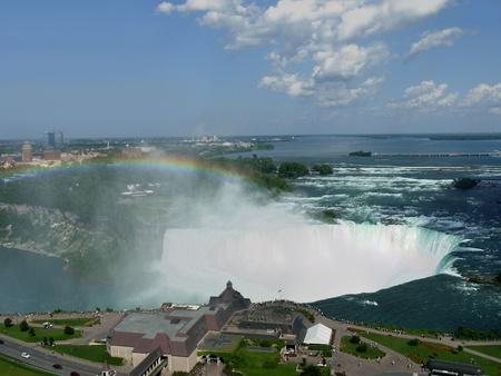 horseshoe falls: Niagara Falls, Canada, June 2010 - Horseshoe falls