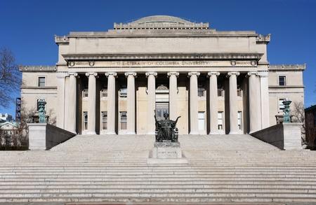 New York City, December 2008 - Columbia University Library