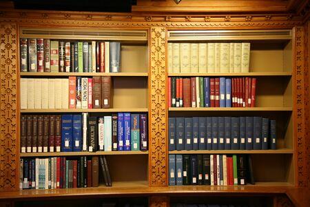 referenz: Ottawa, Kanada, September 2010 - kanadischen Parlament Bibliothek B�cher