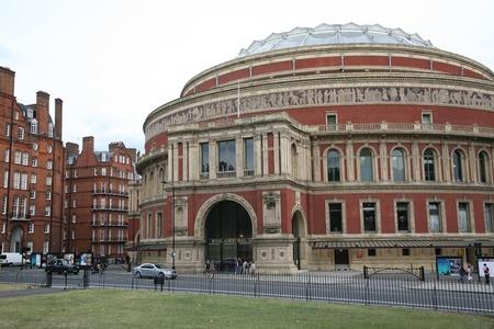 London, England - July  2009:  Royal Albert Concert Hall Sajtókép