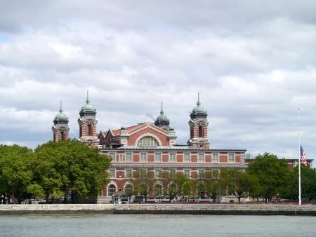 뉴욕, 2012 년 6 월, Ellis Island 이민 리셉션 박물관
