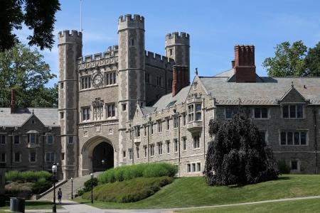 ivy league: Princeton, NJ, June 2012, Princeton University campus Editorial