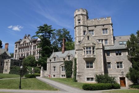 Princeton, NJ, June 2012, Princeton University campus Redactioneel